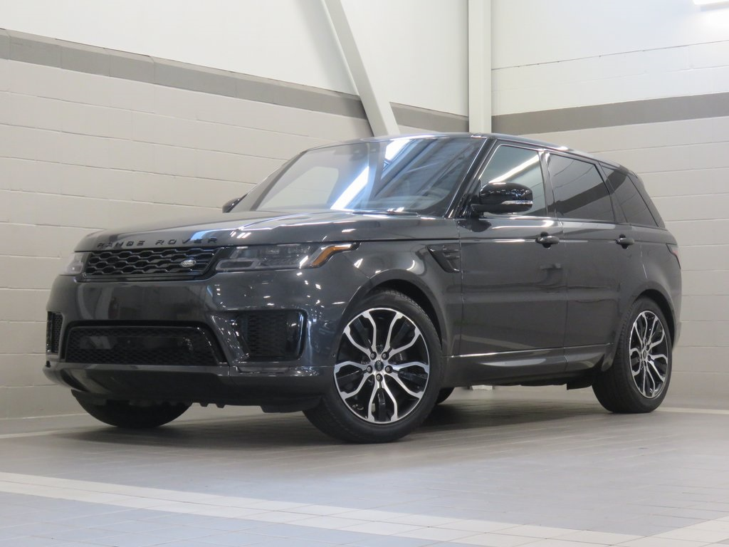 Pre-Owned 2020 Land Rover Range Rover Sport Hybrid Autobiography